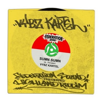 VYBZ KARTEL NEW SONG SUMN SUMN – HIGH LAND RIDDIM – FEDERATION SOUND