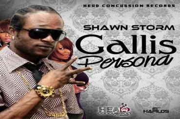 SHAWN STORM FEAT RVSSIAN – LYRICAL GALLIS – HEAD CONSUSSION RECORD – JULY 2014