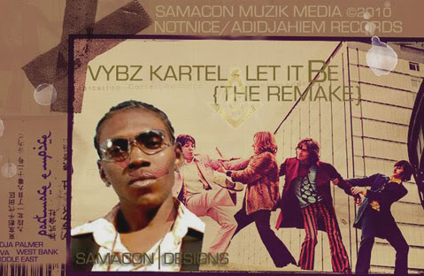 <strong>Listen To Vybz Kartel &#038; The Beatles &#8211; Let It Be {The Remake}</strong>