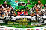 Listen To Live Reggae Music  Watch Rebel Salute 2011 Highlights