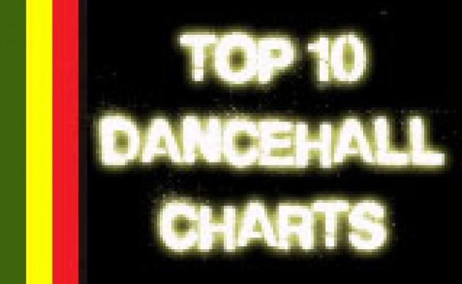 top 10 dancehall singles