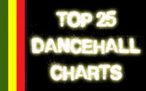 top 25 dancehall banner