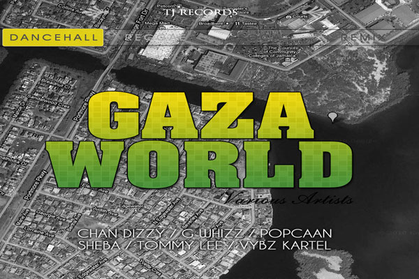 <strong>Listen To Gaza World Riddim Remastered &#8211; Full Promo &#8211; Tj Records [Jamaican Dancehall Music]</strong>