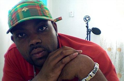 Jamaican artist Demarco
