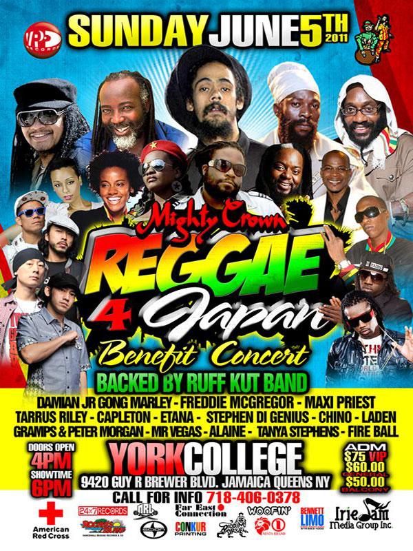 Reggae 4 Japan Updates