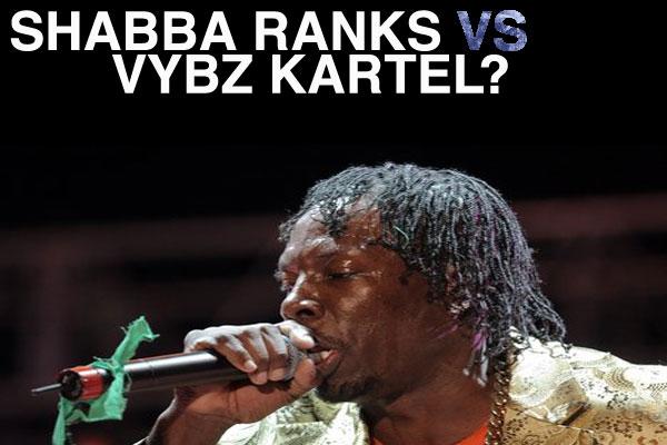 Shabba Ranks Vybz Kartel Beef?