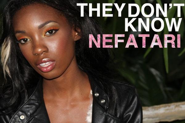 Meet Nefatari Cooper