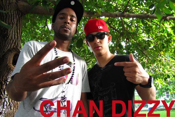Chan Dizzy Hallo Badmind