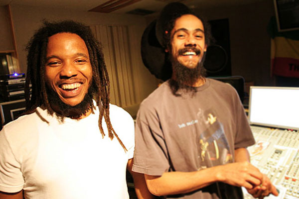 *Marleys Topping Reggae Album Billboard Charts*