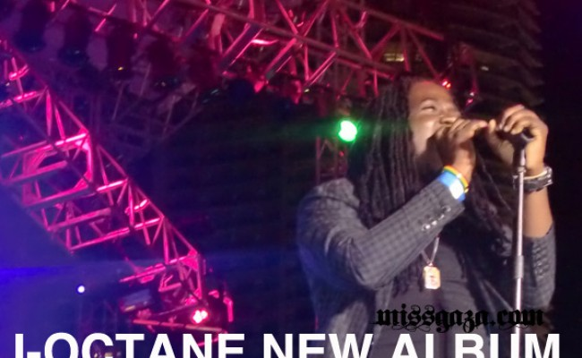 I-OCTANE NEW ALBUM