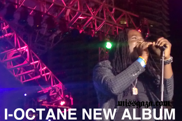 I-Octane's Album Crying To The Nation Debuts Strong