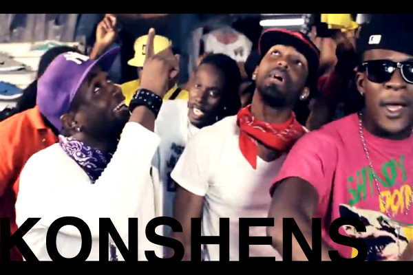 *Konshens To Release New Album*