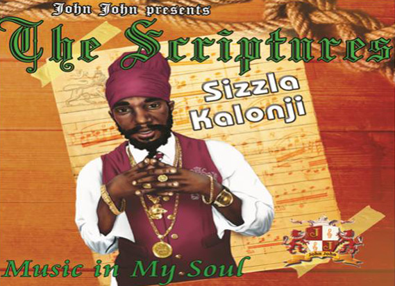 <strong>Stream Sizzla Kalonji Album The Scriptures [Dancehall Reggae Music 2011]</strong>