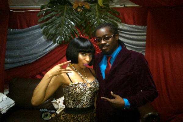 Beenie MAn Visa July 2011