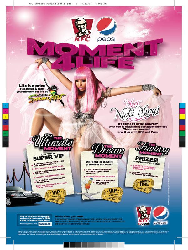 Jamaica Montego Bay Reggae SumFest 2011 Fever