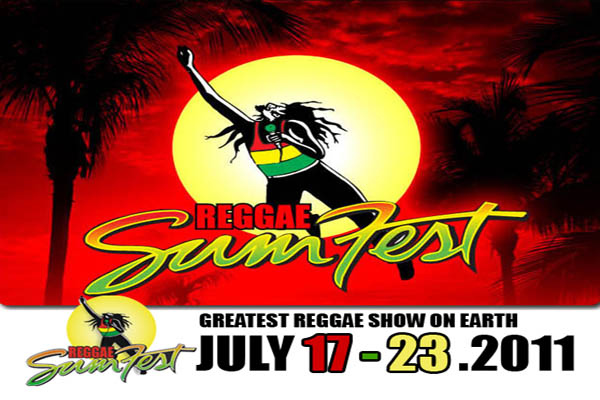Mobay Reggae Sumfest 2011 Night 2 Videos