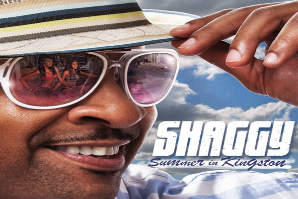 Shaggy's Summer In Kingston Tops Charts
