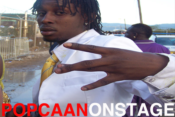 Popcaan Interview Onstage August 2011
