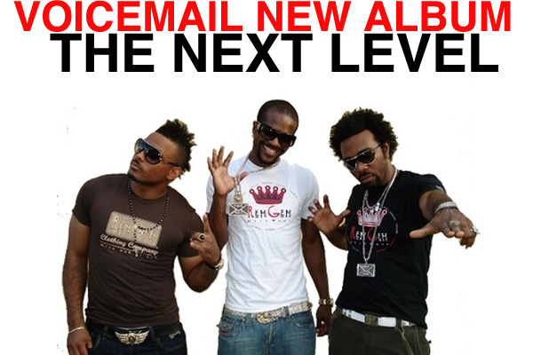<strong>Jamaican reggae Dancehall Band VoiceMail To The Next Level</strong>