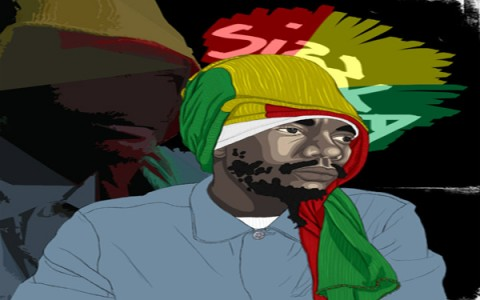 sizzla in hospital august 2011
