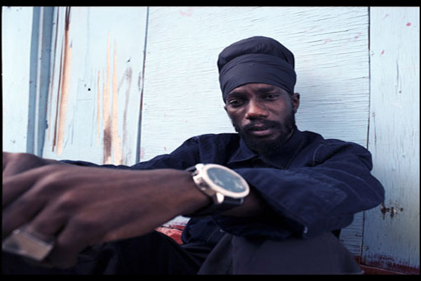 Sizzla Kalonji first performance after the accident