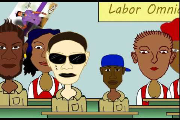 Sunday Funday: Jamaican Coolest Toons Part 2