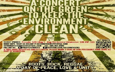 bayside rocks festival miami nov 2011
