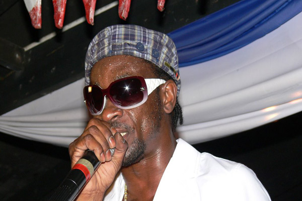 bounty killer beenie beef  sept 2011