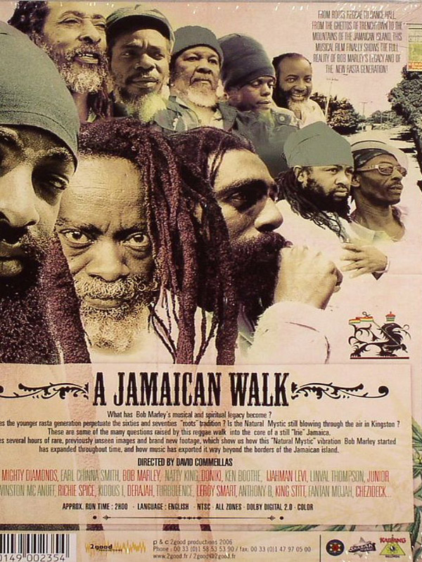 Sunday Flick: Natural Mystic Reggae