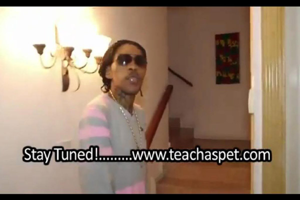 VYBZ KARTEL TEACHA'S PET EXCLUSIVE PREVIEW SEPT 2011