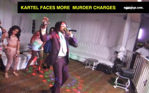 VYBZ KARTEL FACES MORE MURDER CHARGES