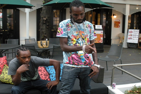 <strong>Dancehall News: Vybz Kartel &#038; Mavado Wanted</strong>