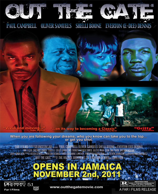 Jamaican gangster movies
