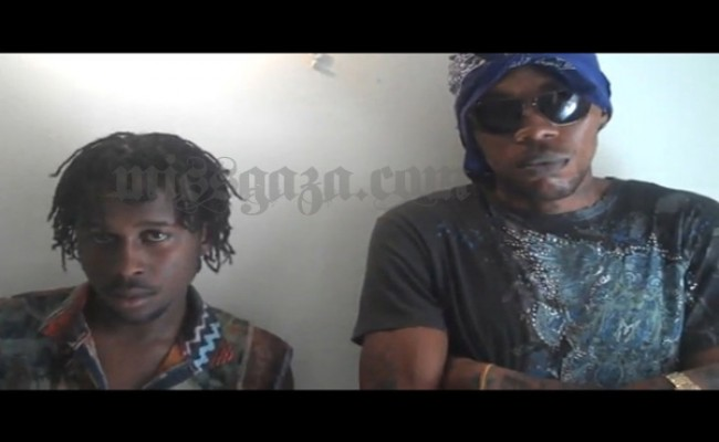 Vybz Kartel unhapphy with Popcaan not visiting