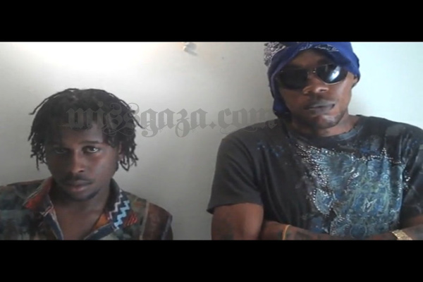Vybz Kartel unhappy with Popcaan- March 2012