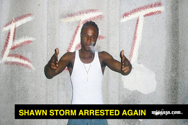 Gaza Recap: Shawn Storm Arrested Again & More