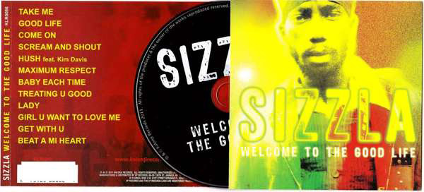 sizzla new album welcome to the good life