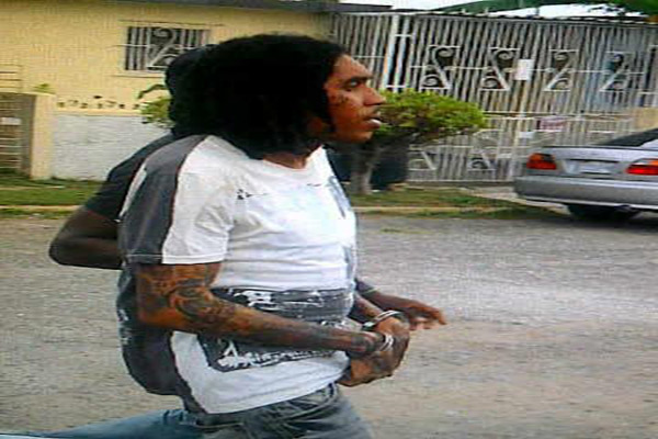 Vybz Kartel Arrested Cops Raiding His Properties