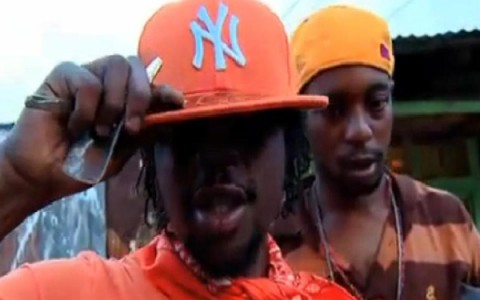 popcaan reaction to Vybz Kartel arresto ct 2011