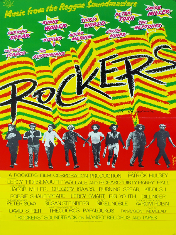 Watch Jamaican Movie Rockers (1978)