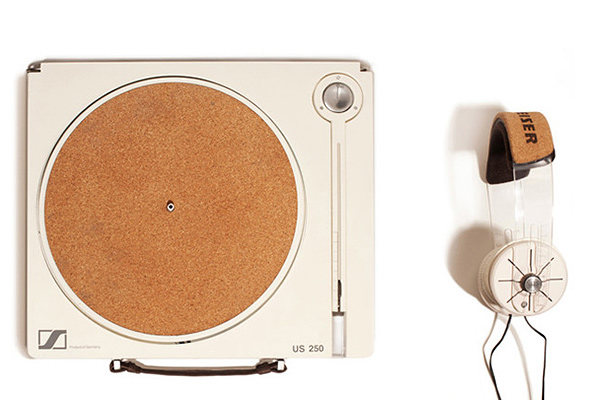 <strong>Eco Portable Vinyl Turntables</strong>