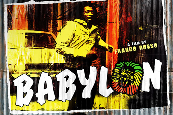 Babylon Reggae Uk Cult Movie – A Film By Franco Rosso