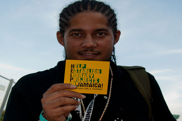 Don Corleon for Help Jamaicaorg
