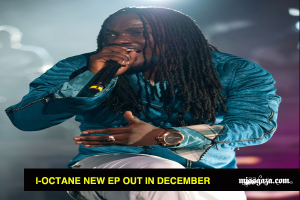 I_Octane Straight From the heart new ep out on december