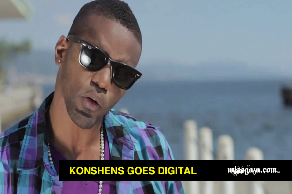<strong>Konshens Goes Digital With His Own App</strong>