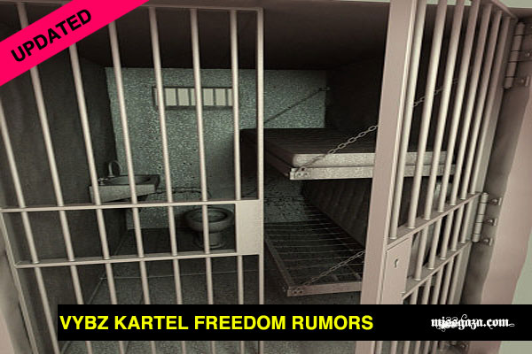 Vybz Kartel Didn't Escape From Jail
