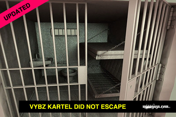 Vybz Kartel Didn't Escape From Jail .Was In Court Today & Remanded Again