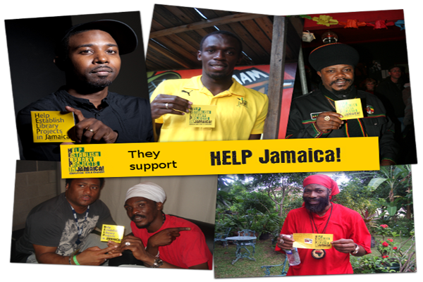 Artists for help Jamaica Org