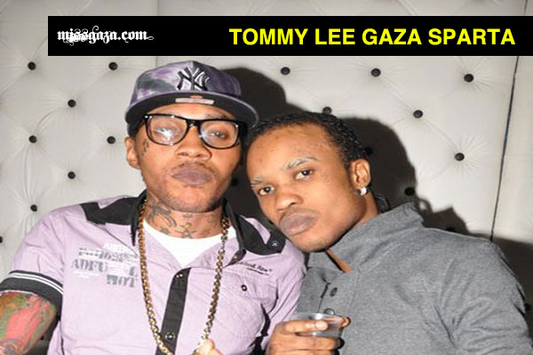 Tommy Lee Gaza Sparta