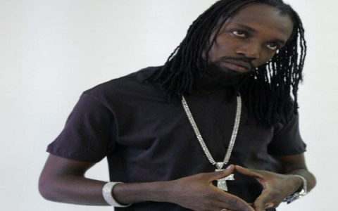 Mavado joins the Stop the bleeding campaign